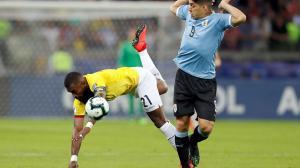 Ecuador Argentina