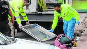 Un cadáver dentro de un saco fue hallado en el bloque 11 de Bastión Popular, norte porteño.