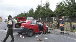 Accidente - Cutuglahua - Fallecidos