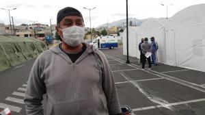 Coronavirus - Hospitales - Saturación - Quito - fallecidos