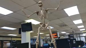 Esqueleto en EXTRA