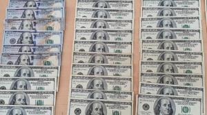 Dinero incautado