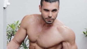 El modelo José Miguel Mancero fue denunciado la tarde del jueves.