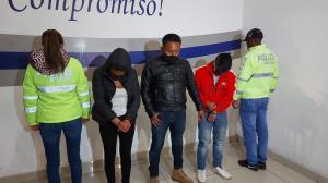 asaltantes sur de Quito