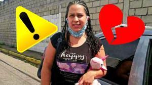 Johanna Alexandra Rodríguez Flores, venezolana buscada en Perú tras dejar en la calle a su pareja.