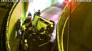 Accidente - La Legarda - Quito
