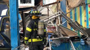 Explosión - Quito - Colón