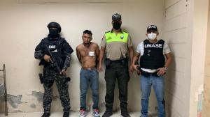 El detenido fue puesto a órdenes de las autoridades. Le dictaron prisión preventiva.