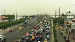 accidente Puente de la Unidad Nacional 2