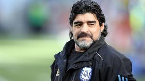 Diego Maradona siempre dijo que se había equivocado al consumir cocaína.EFE