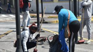 Coronavirus - Hospitales - Quito