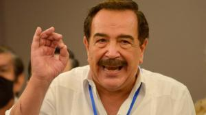 Jaime Nebot, líder del Partido Social Cristianao.