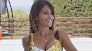 Antonela Roccuzzo es la esposa de Lionel Messi.