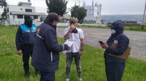 Incumplimiento - Coronavirus - Quito
