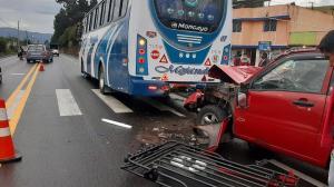 Accidente Tupigachi