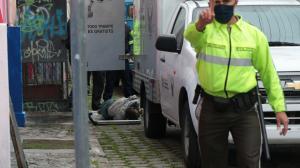 Muerto - Electrocutado - Quito