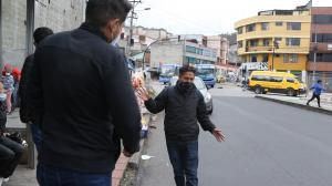 Policía - Secuestro - Quito
