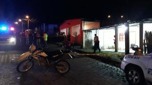 Muerto - Puerto Quito - Baleado