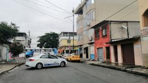 El delito fue perpetrado en el suroeste de Guayaquil, en las calles El Oro y la 38.