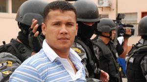 Jorge Luis Zambrano, ex lñider de Los Choneros