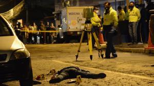 Crimen - Quito - Guamaní
