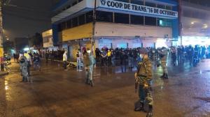 l agente municipal Ramón Arturo Alcívar Zambrano fue asesinado la noche del pasado domingo. Lo interceptaron camino a su trabajo.