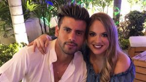 Efraín Ruales y Verónica Camacho