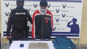 Detenido - Marihuana - Quito