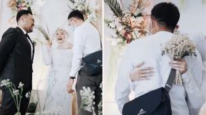 La boda se realizó en Malasia.