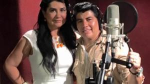 Gerardo Moran y Eva Oviedo