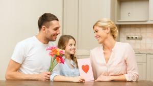 san valentin con hijos