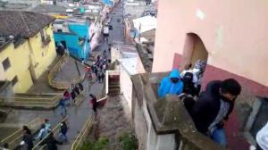 Fiesta clandestina - San Roque - Quito