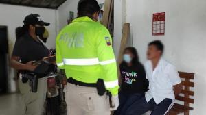 Violadores - Puerto Quito - Menores de edad
