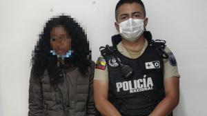 Droga - Detenidos - Operativo - Quito