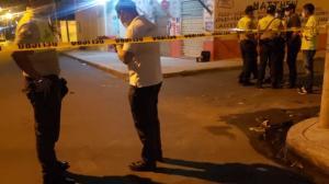 En esta esquina fue baleado Steven Macías Loor.