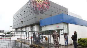 morgue policía Guayaquil