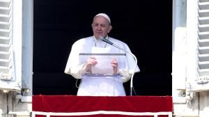 El Papa Francisco advirtió sobre una segunda gran inundación que podría arruinar al mundo.