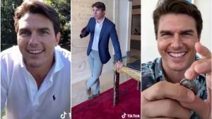 Tom Cruise Deepfake