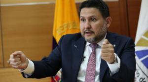 Gabriel Martínez es el nuevo ministro de Gobierno.