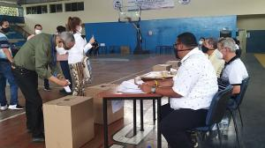 El ganador de la contienda se posesionará el 24 de este mes, de acuerdo al cronograma elaborado por el tribunal electoral, que hasta el momento no recibe la notificación judicial.