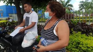 Agustina Vera, madre de la víctima realizó los trámites para retirar el cuerpo de su hijo.