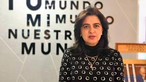 Claudia Arteaga es la nueva moderadora del debate presidencial.