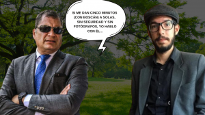 Correa vs Boscan