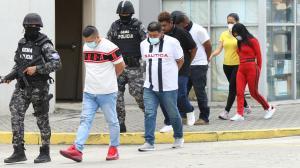 Detenidos Los Choneros