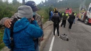 Accidente - Muertos - Quito