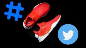 Usuarios de redes sociales han viralizado los zapatos rojos.