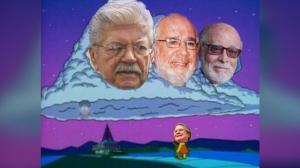 Siguen apareciendo memes del triunfo de Guillermo Lasso.