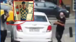 El aguatero fue retenido por la Policía, pero dejado en libertad porque ya había concluido la flagrancia.