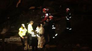 Tres personas fueron arrastras en Quito