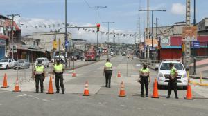 Durante las primeras horas del confinamiento la Policía realizó 11 operativos en contra de libadores en la Zona 8.